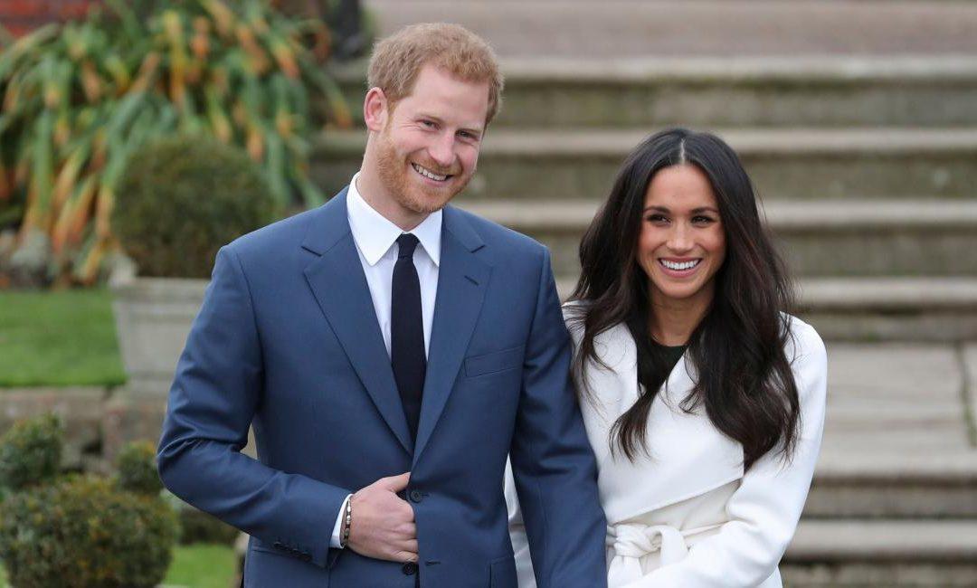 Duke & Duchess of Sussex