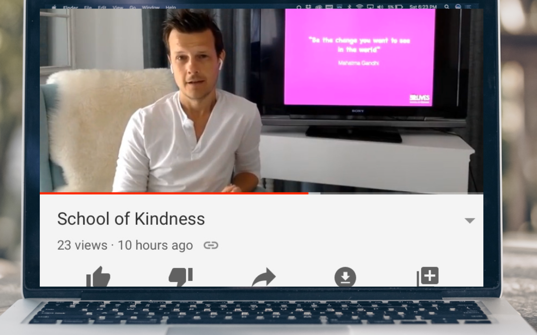 Virtual Kindness Workshops Launched