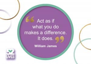 Williams James quote