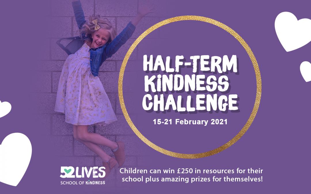 Half-Term Challenge